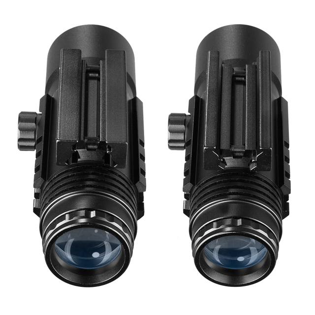 4X33 Green Red Dot Sight Scope Tactical Optics Riflescope Fit 11/20mm Rail Rifle Scopes for Hunting 5
