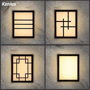 Indoor Outdoor Led Wall Lighti