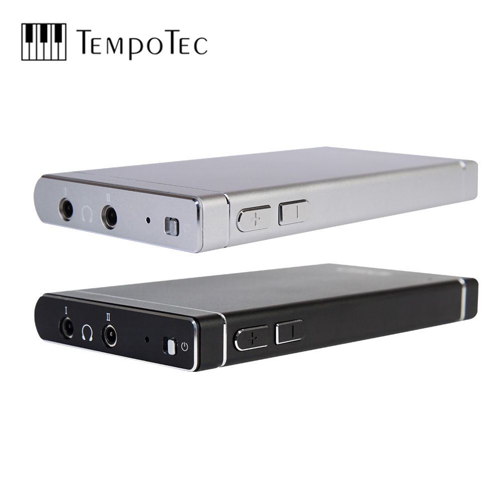 TempoTec Sonata IDSD USB Portable HIFI DAC Support WIN MacOSX Android IPHONE DAC Headphone Amplifier Supports DSD