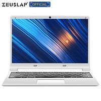 ZEUSLAP 11.6inch Quad Core CPU Ultrathin Ultrabook 8GB RAM 64GB/128GB/256GB/512GB/1TB SSD Office Home Travel Laptop Computer