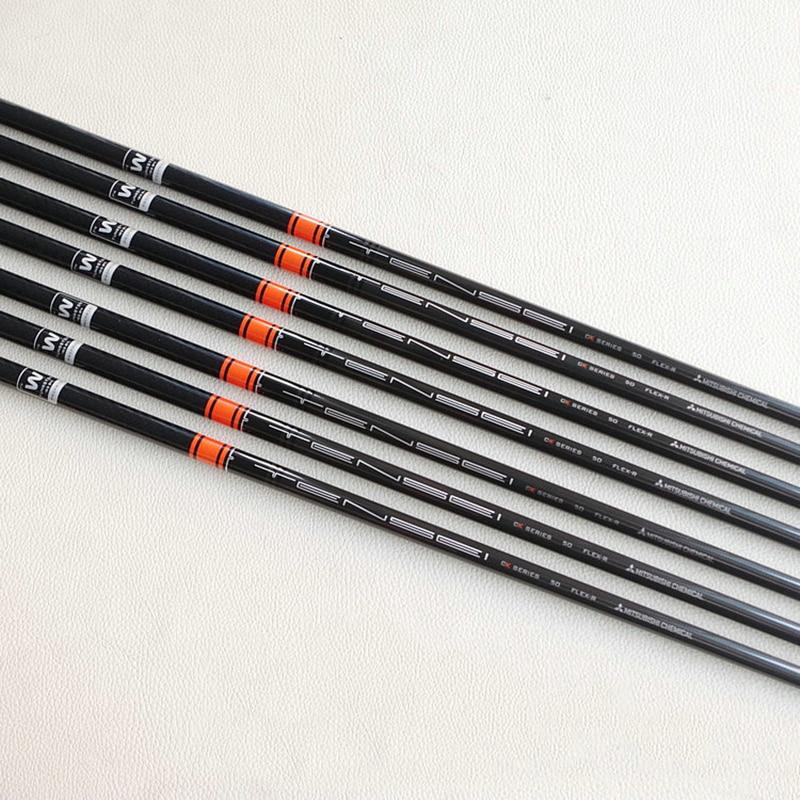 Отличный крутящий момент, вал для гольфа TENSEI CK PRO, оранжевый, 3K, карбоновая ткань, вал водителя для гольфа R S или SR, графитовый Вал, дерево, Лиде...