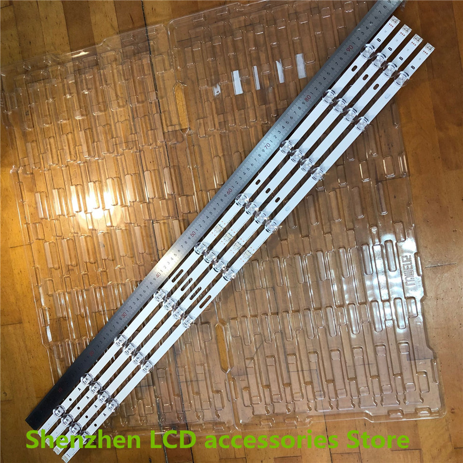 16PCS strip LED strip Replacement for LG 47LB6300 innotek DRT 3.0 47 inch A B 6916L 1715A 1716A 6916L-1961A 1962A 1948A 100%NEW