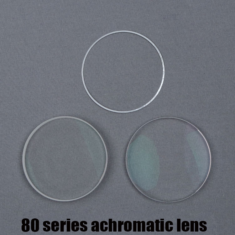 Astronomical Telescope DIY Accessories Objective Lens 80mm Refraction Series Students High Power Achromatic