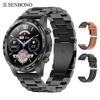 Смарт-часы SENBONO MAX3 1