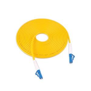 Image 5 - Cable de parche de fibra óptica monomodo LC, Cable de parche de fibra óptica LC UPC SM 2,0 o 3,0mm 9/125um FTTH, puente de fibra óptica 3m 10m 30m