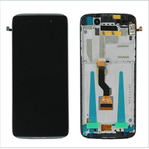 Image 5 - LCD Display for Alcatel One Touch Idol 3 OT6039 6039 6039A 6039K 6039Y Touch Screen Digitizer+Tools Assembly frame free shipping