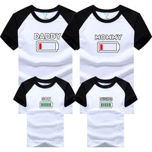 Family Matching Clothes 2020 Summer Style T-shirt Shorts Women Child Mother Daughter Clothing Father Son Family Look Clothes family matching clothes 2017 summer style short sleeve star t shirt for mother daughter and father son clothes family look