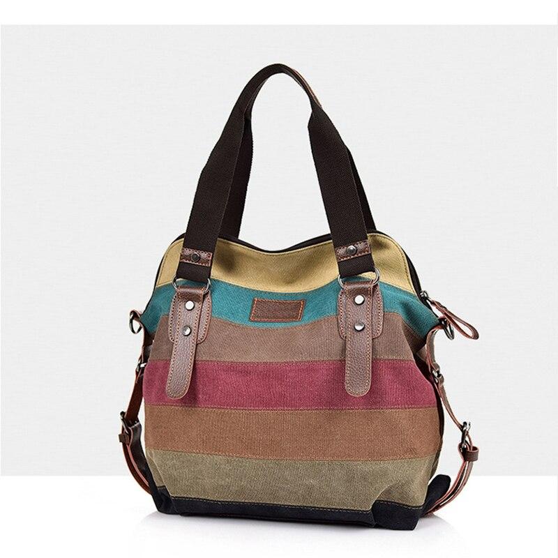 VIP Bag Womans Canvas Shoulder Bag 2020 Casual Women Handbag Ladies Fashion Luxury Designer Crossbody Bags Female Totes Bag 2
