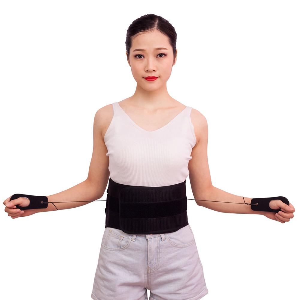 Дышащий Пояс для поддержки талии поддерживающий пояс спорта здоровая поддержка