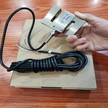 Tipo da escala YZC 516C kg 100kg 200kg 300kg 1t 500kg 2t 3ton da pilha de carga do sensor de tensão do sensor da força que puxa a escala por lotes da pilha de carga