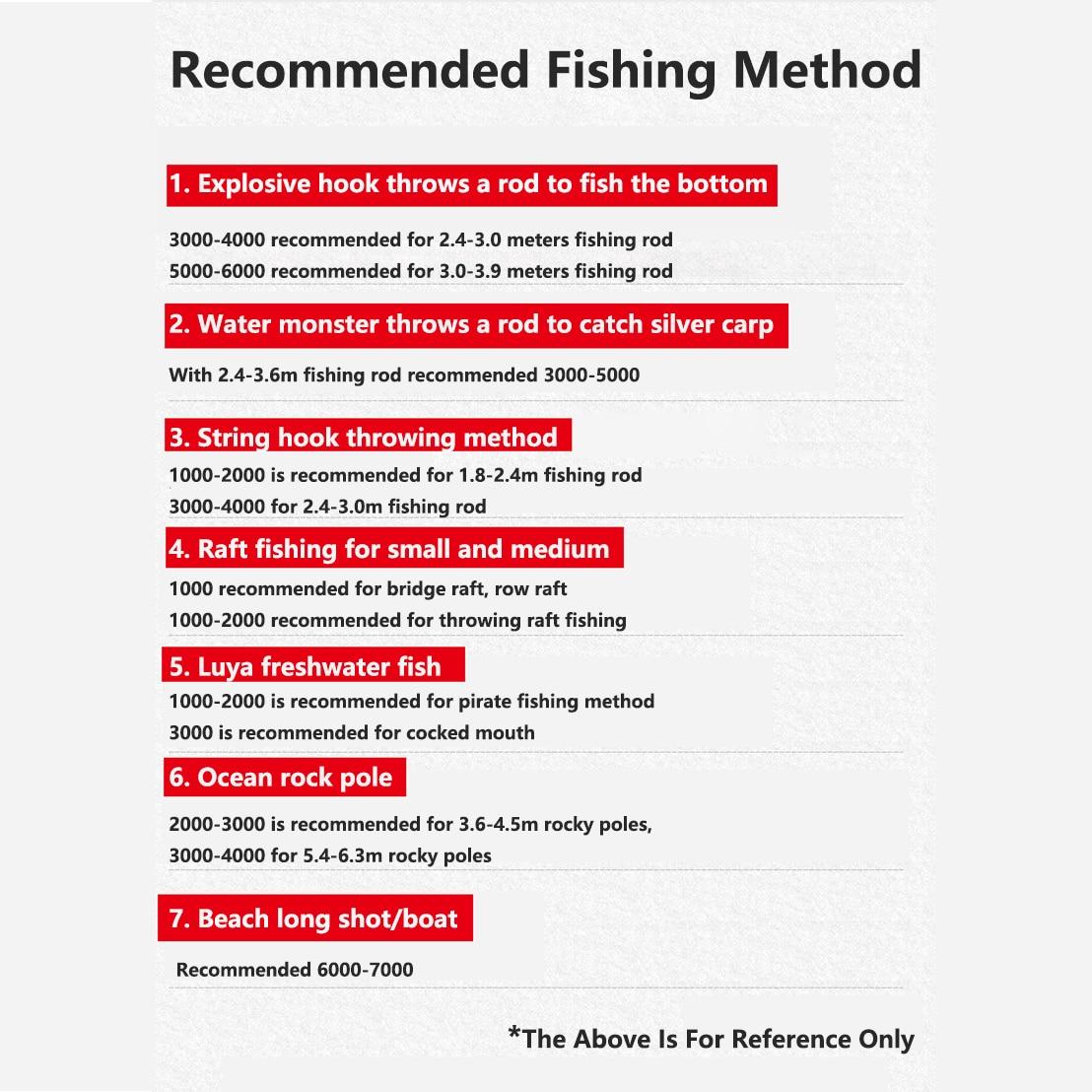 pesca combo portatil carretel de pesca molinete 05