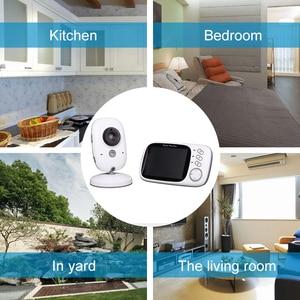 Image 5 - อิเล็กทรอนิกส์จอภาพเด็ก Wireless กล้อง babyfoon niania elektroniczna วิดีโอ vigilabebes connectee WiFi วิดีโอการเฝ้าระวัง