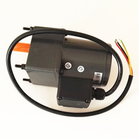 high accuracy asynchronous motor gear motor Y80 25/80JB40G10 40 ratio 25w 220v three phase motor