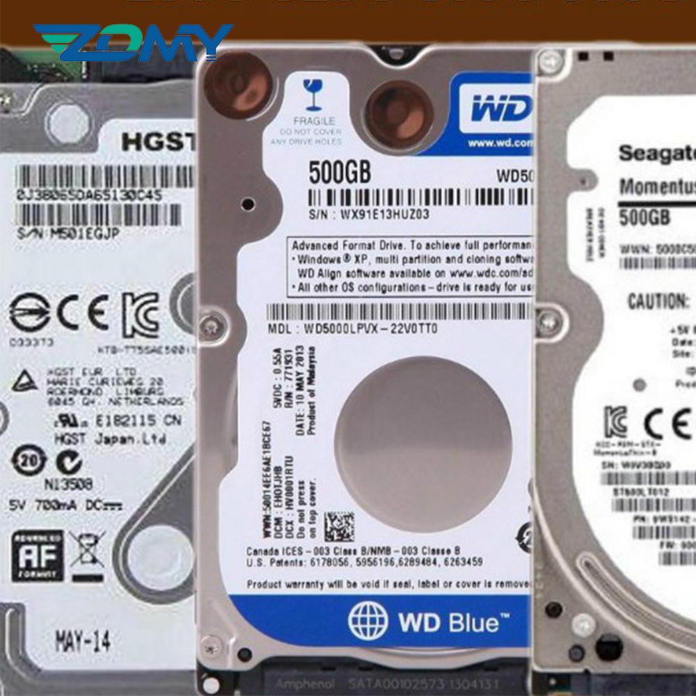 Hd 1 to pour Sata ordinateur portable disque dur disques durs internes 2.5 pouces USB3.0 mécanique haute vitesse 7200 tr/min HDD