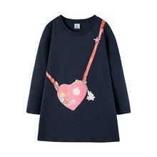 купить Fashion kids dresses for girls  clothes autumn long sleeve  girls dress Reversible sequin party princess dress children clothing по цене 455.27 рублей