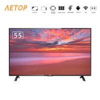 free shipping oled 55 flat screen television tv 4k hdr android televisiones smart tv