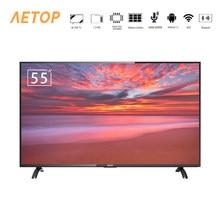 Frete grátis-oled 55 tv de tela plana 4k hdr android televisiones smart tv