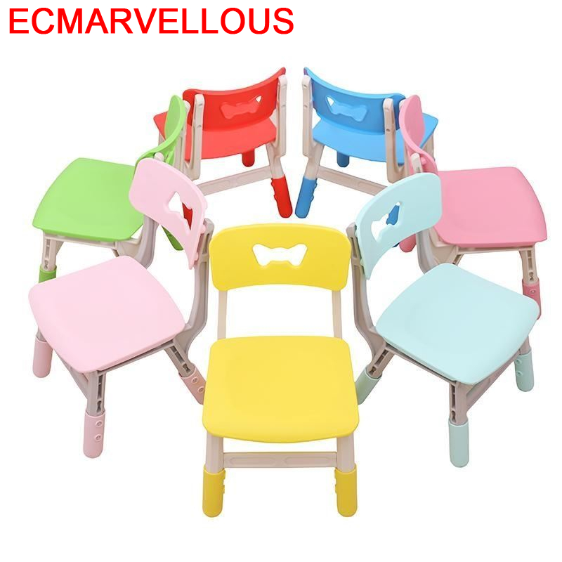 Stolik Dla Dzieci De Silla Estudio Couch Table Meuble Dinette Kids Baby Furniture Chaise Enfant Adjustable Children Chair