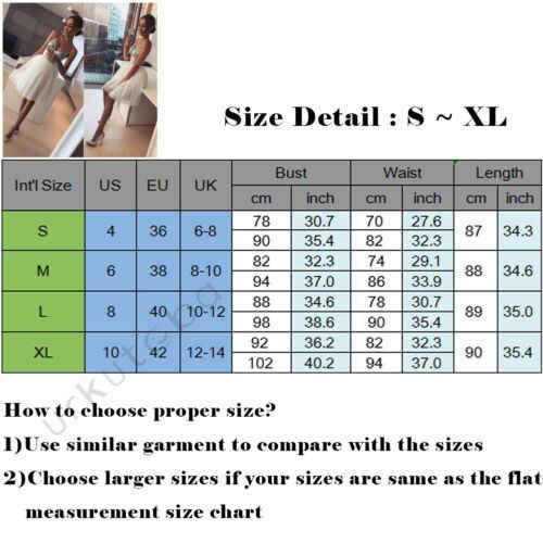 Pabrik Penjualan Langsung Wanita Tutu Tulle Payet Leher V Prom Pesta Koktail Lutut Panjang Petticoat Gaun