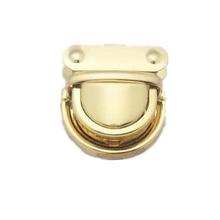 3 4*3 2cm zagęszczony metalowe zapięcie Turn Lock kłódka do bagażu dla diy torebka torba na ramię torebka zamknięcie sprzętu akcesoria do toreb tanie tanio WYV083