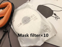 Ship Immediately KN95 Mask PM2.5 Mouth Nose Disconnect-type Mask N95 Anti-dust Masks Antiviral Activated Carbon Patented Product 5