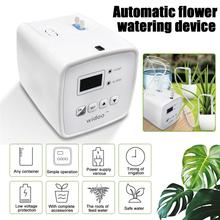 Smart Watering Device Drip Irrigation System UK/EU/US Plug Automatic Plant Flowers Irrigation Timer Controller Self Watering Kit