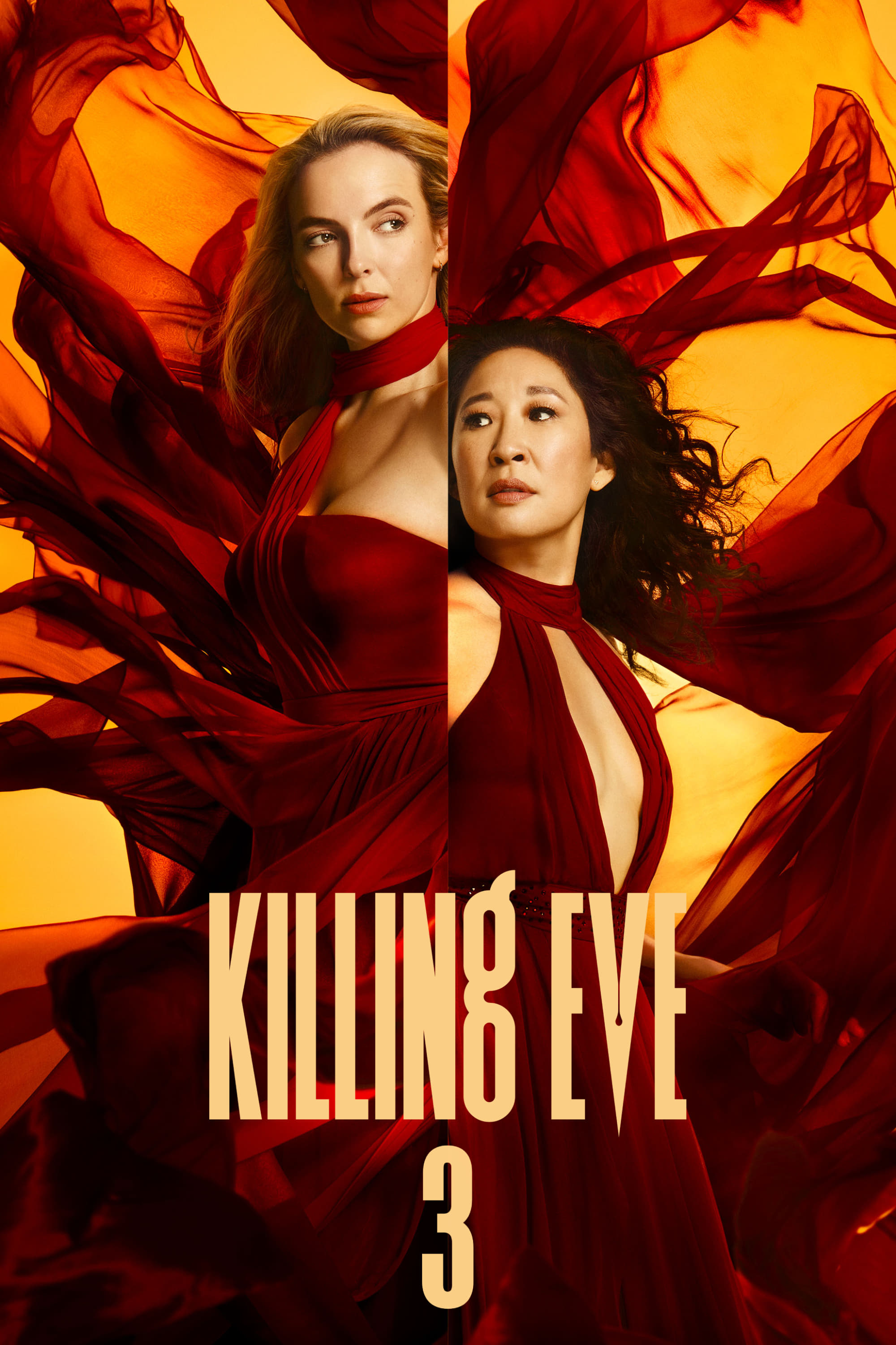 杀死伊芙 第三季 Killing Eve Season 3