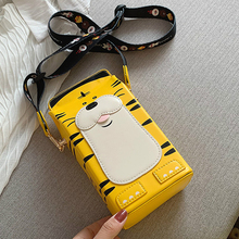 MONNET CAUTHY New Arrivals Bags for Women Cute Fashion Preppy Style Messenger Bag Cartoon Color Yellow White Girl Chic Mini Flap
