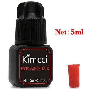 Image 5 - Kimcci False Eyelash Extension Training Kit Exercise Practice Mannequin Head Set Grafting Eyelash Tools Kit Eye Lashes Grafting
