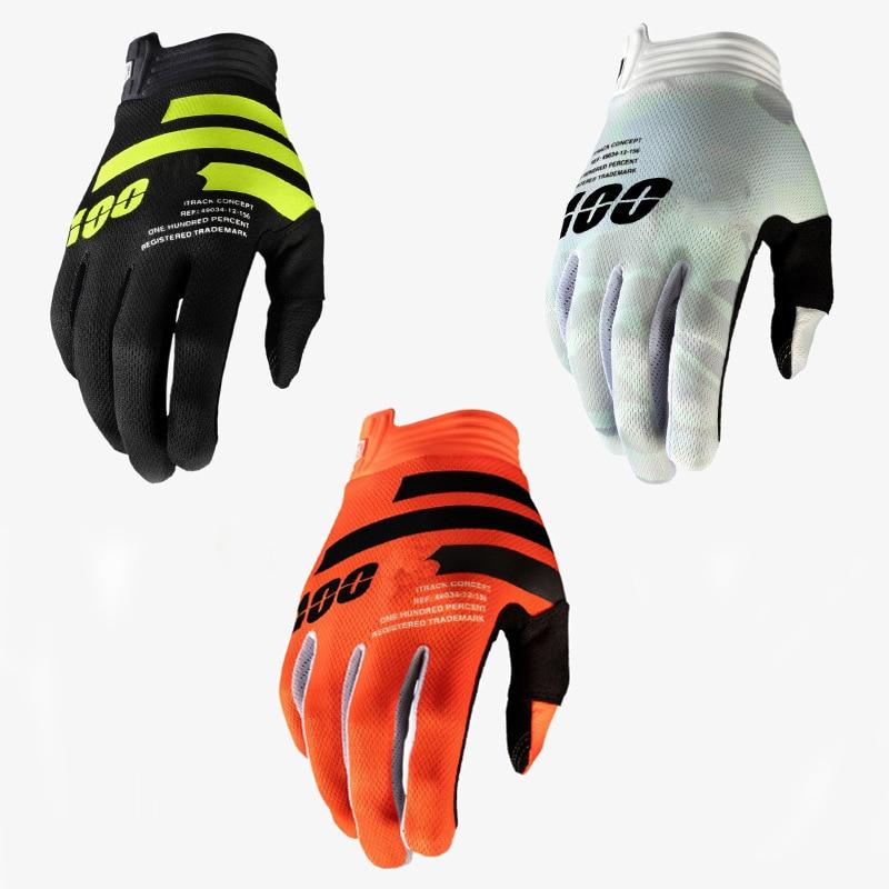 Winter Outdoor Sports Long Finger Gloves Motocross Gloves Full Finger Bicycle Gloves Cycling Gloves Thickening Bike Gloves