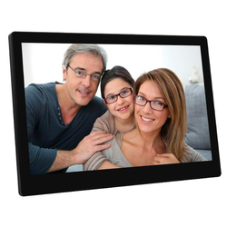 10 inch HD IPS LCD 1280*800 Digital Photo Frame Alarm Clock MP3 MP4 Video Player with Remote Desktop