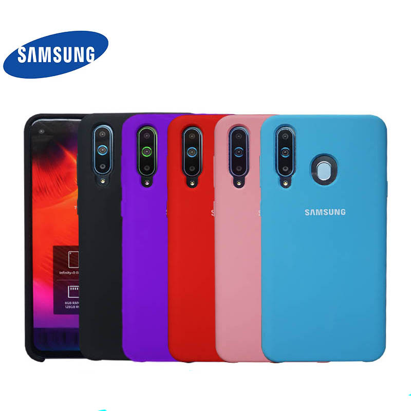 A6 Plus 2018 Case Official Silicone Soft Case Galaxy A71 A51 A5 A7 2017 A8 A9 Plus 2018 Cover For Galaxy A6 Case