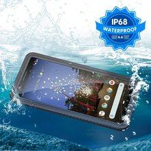 מקורי עמיד למים מקרה עבור Google פיקסל 3A 3A XL עמיד הלם שחייה צלילה כיסוי עבור פיקסל 3AXL מתחת למים מגן Coque