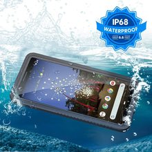 Original Waterproof Case for Google Pixel 3A 3A XL Shockproof Swimming Diving Cover for Pixel 3AXL Underwater Protective Coque