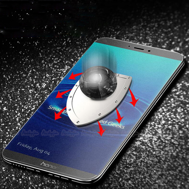 Anti Fingerprint Frosted Matte Screen Protector Tempered Glass For Huawei And Honor 3