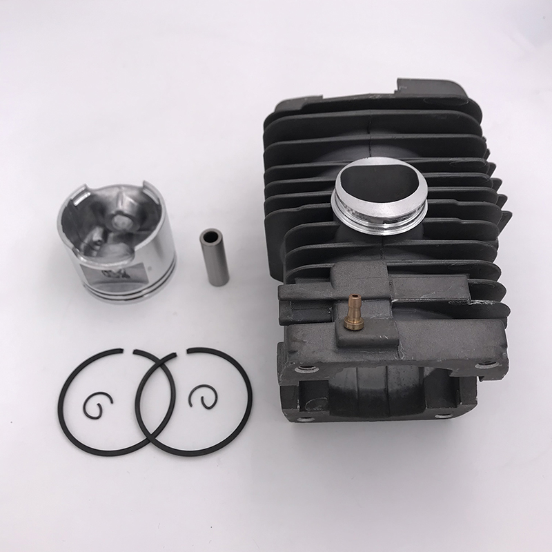 Piston 47mm 1216 Cylinder Kit Gasoline Ring Pin Bore  Big  Stihl 49mm Chainsaw 1127 MS390 029 020 46mm Parts MS290 MS310 039 Amp For