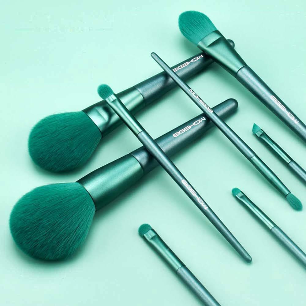 Makeup Brushes Set Eigshow 8pcs Powder Foundation Kabuki Blush Eyeshadow Blending Eyeliner Concealer Beauty Make Up Brush Kit