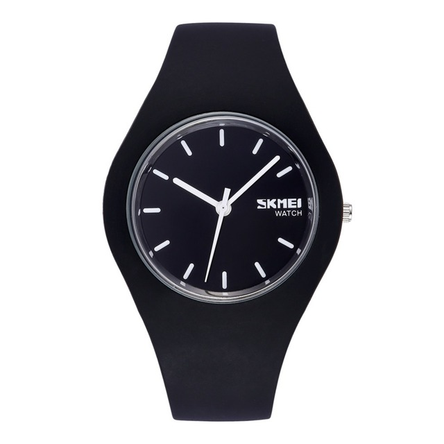 New Fashion Women Sports Watch Silicone Men Casual Watch Quartz Watch Clock Student Relogio MasculinoRelogioFeminino RelojMujer