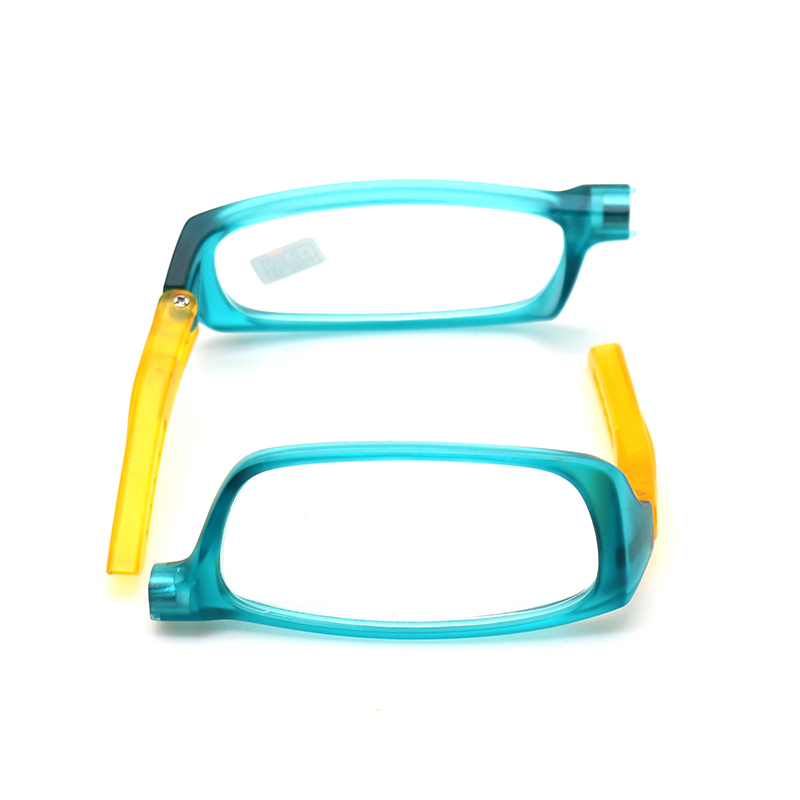 Folding Magnets magnifying Diopter Reading Glasses Magnetic Connect Unisex Men Women Eyeglasses Hang Magnifier Quality Reader