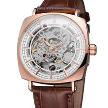 watch casual quadrilateral white