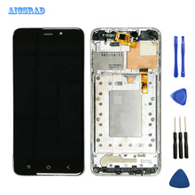 For Original A10 LCD Display+Touch Screen Digitizer Assembly Replacement BLACKVIEW A 10 5inch 100% Tested Screen Stock