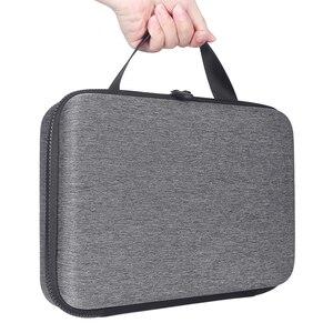 Image 4 - Le plus récent étui de transport rigide EVA pour caméra daction Insta360 ONE X 360 et accessoires boîte de rangement de protection sac Portable