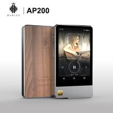 Hidizs AP200 Android บลูทูธ 5.1 เครื่องเล่นเพลง HIFI 64G หน่วยความจำในตัว 3.54 IPS คู่ ES9118C DAC DSD PCM FLAC MP3