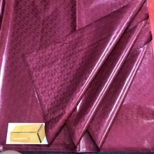 2019 tecido bazin riche getzner atiku para das mulheres dos homens de ouro rendas 5 guiné tecido brocado bazin riche tecido de alta qualidade 100yard/lot