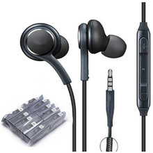 100PCS/LOT S8 Earphone S6 S7 In-ear Stereo Earpiece Headset With Microphone For Samsung Galaxy S8 S7 S6 Note 5 Xiaomi with mic supper bass hifi earphone in ear type headset headphone for xiaomi samsung galaxy s3 s4 note3 note 2 s7 n7100 mp3