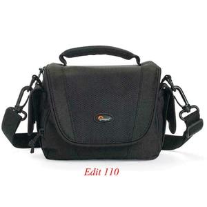 Image 2 - Lowepro Edit 110 Edit 140 Digital SLR Camera Triangle Shoulder Bag Rain Cover Portable Waist Case Holster For Canon Nikon