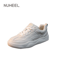NUHEEL Women's Shoes New Net Red Explosion Models Casual Spring Wild Wave Sports Platform Shoes Women кроссовки женские