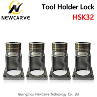 HSK32 공구 홀더 베어링 잠금 볼 잠금 커터 나이프 시트 블록 잠금 장치 NEWCARVE