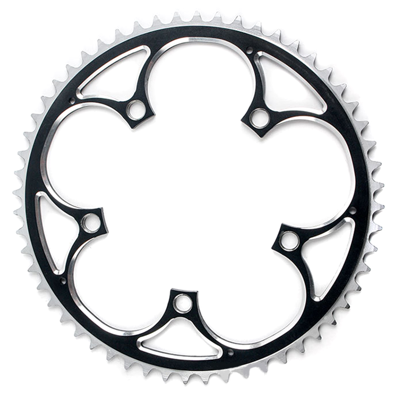 Bicycle Sprocket Wheel Bicycle Gear Plate 56T Large Toothed Disc Single Piece Integrated Sprocket Wheel Bicycle Racing Sprocket|Bicycle Chain| |  - title=