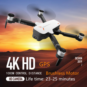 Image 2 - GPS Drone 4k HD Dual Camera Brushless quadcopter 5G WiFI Drone GPS Smart Follow Selfie Dron Rc Helicopter Professional Drone Toy